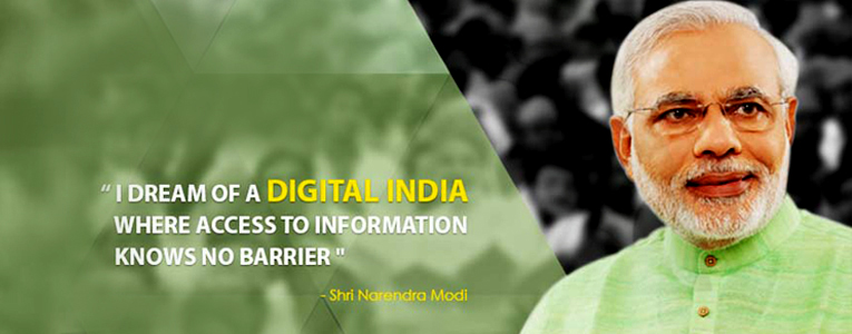 DIGITAL INDIA – Pros or Cons ?