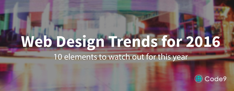 Seize the Day with the Latest Web Designing Trends